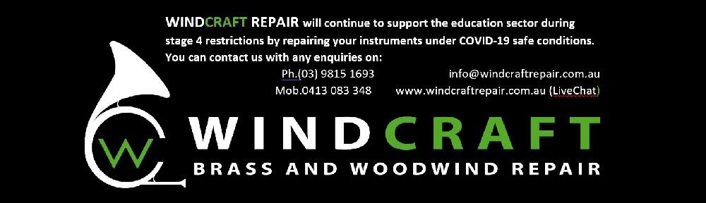 WindCraft Brass and Woodwind Repair